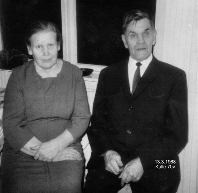 Kalle ja Elma v. 1968