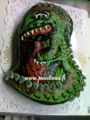 Pelottava ja ystävällinen lohikäärme