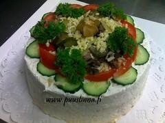 gluteeniton voileipakakku