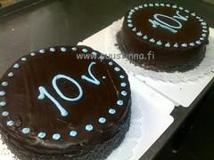 suklaakakut 10 v