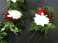 Kukat pöytiin