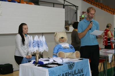 katajaiset mukana 60+liikuntapaiva karhuvuoren urheilutalo 16.9.2010 -10