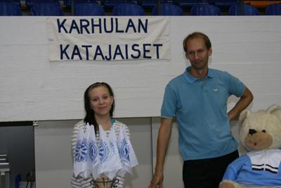 katajaiset mukana 60+liikuntapaiva karhuvuoren urheilutalo 16.9.2010 -05