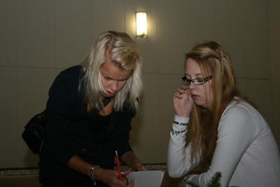 katajaisten vuosi- ja pikkujoulujuhla sammolla 12.11.2010 -06