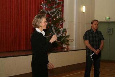 katajaisten vuosi- ja pikkujoulujuhla sammolla 12.11.2010 -12