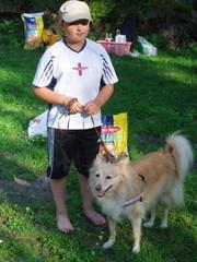 Lapsi ja koira 2.