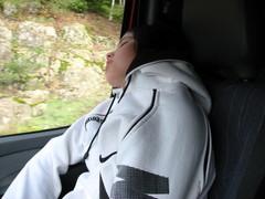 Tyynen haku reisu kävi väsyttämään :)