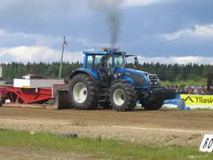 Ensimmäisestä kilpailusta, Haapajärvi 2009