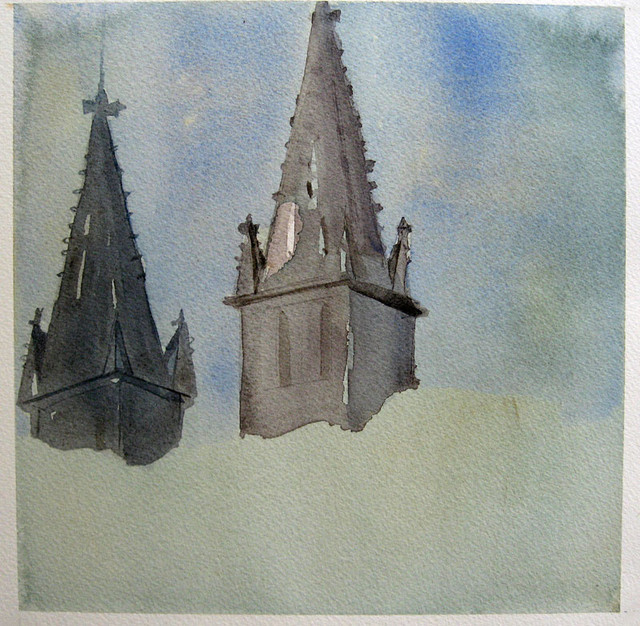 praha - akvarelleja 006