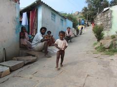 Linssilude. I  Love to pose.  Tiruvannaamalai, 1.3.  kuva S.P.