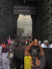 Tiruvannaamalain henki.  The spirit of Tiruvannaamalai.   3.3.