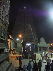 Illalla.  In the evening.  Tiruvannaamalai 3.3.  Kuva S.P.