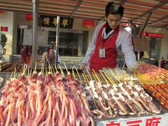 Snack street IV, Peking 14.3.