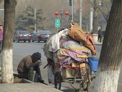 Aamiainen.   Breakfast.      Peking/Beijing  9.3