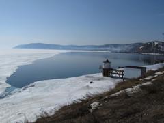 Baikal  I ,   27.3.   Kuva S.P.
