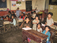 Urdu primary school.  Panjim, Goa  17.1.  Kuva S.P.