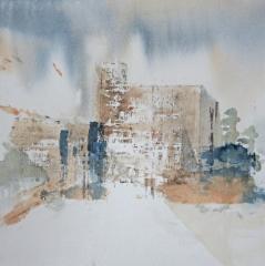 San Pietro a Vico, Lucca,  32 x 32 cm