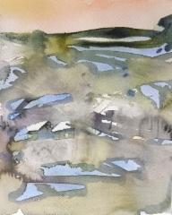 Päivä Backgrändissä, 22 x 27 cm