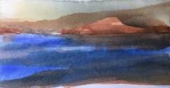 Kohtaaminen pohjoisessa 2, 35 x 19 cm