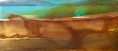 Kohtaaminen pohjoisessa 6, 35 x 16 cm