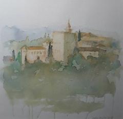 Granada, yksityiskokoelmissa