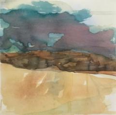 """ Kiven muisti""; Bastholmen 2020, 28 x 28 cm"