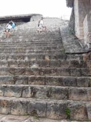 Ek Balam, temppeli