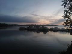 Aamuinen satama...