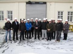 Osallistujat. Piiripalaveri 13.02.2016 Savonlinna. Kuva 7