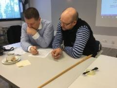 Pasi Perhoniemi & Antti Kovanen. Piiripalaveri 13.02.2016 Savonlinna. Kuva 10
