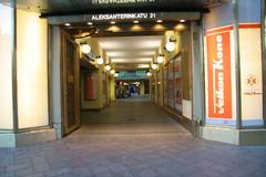 City-käytävä