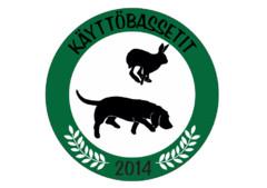 Käyttöbassetit ry, logo vuosimallia 2015