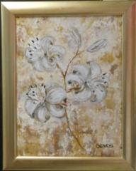 Valkoinen lilja_150 €