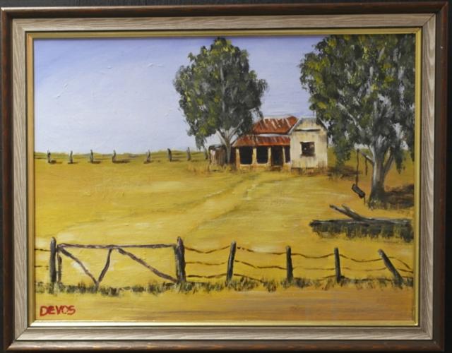 Maatila Namibiassa_150 €