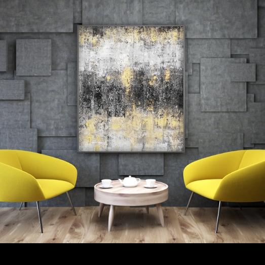 Kulta-abstrakti2_360 €