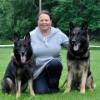 On ilo omistaa 2 jalostustarkastettua koiraa... Megi ja Kuksi