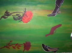 Ruusu & kenkiä