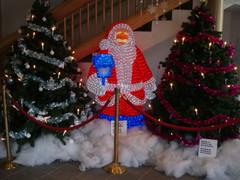 Joulupukin pajakylässä