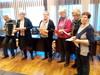 Olli Aikioniemi ja How Many Sisters viihdytti 23.10.2014 kerhossa