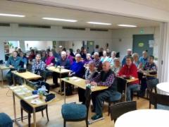 Bingon jännityksessä Kiannon Kuohuissa 1.4.2016
