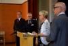 Ansiomerkin saajat: Olli Aikioniemi ja Arto Kouri