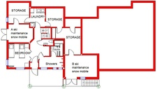 Kiisa. Downstairs