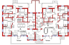 Kiisa. Upstairs