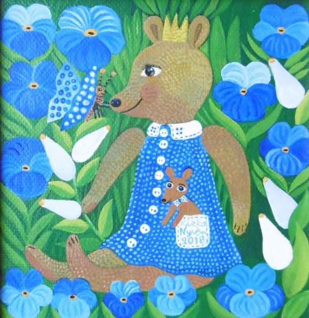 The little bearprincess,Pikku nalleprinsessa