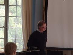Pekka Hämäläinen, seminaarin pitäjä