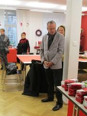 Suurlähettiläs avaa joulumarkkinat