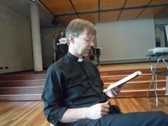 Pekka Kaskinen kertoi mielenkiintoisia aioita raamatusta