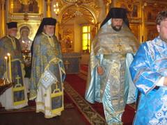 Igumeni Aleksandr ja suomalaiset papit