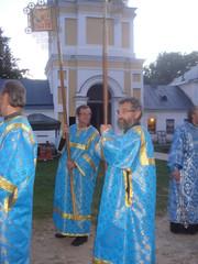 28.8.2013_veikko_muuronen_kirkkolipun_kantajana