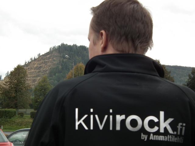 Janne Jokela.Kaiken takana on KIVIROCK.fi